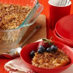 Breakfast and Snack Recipes
