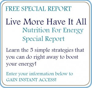 Sign up for free special report