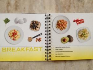 T25 Nutrition Guide Breakfast