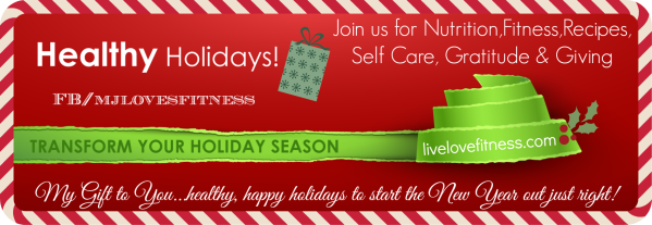 Join us for a Healthy Holiday Challenge