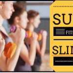 Summer Sizzle Fitness and Nutrition Challenge