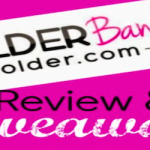 Bolder Bands Review and GIVEAWAY