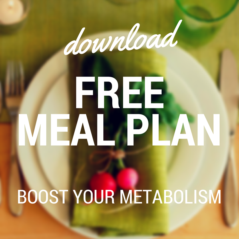 Sign up for your FREE Fat Burning Meal Plan
