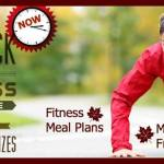 Fall Fitness and Nutrition Challenge & Support